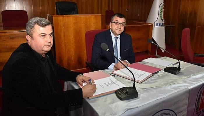 Çan Belediyesi İle Tüm-Bel Sen Arasında 'Sosyal Denge' Sözleşmesi