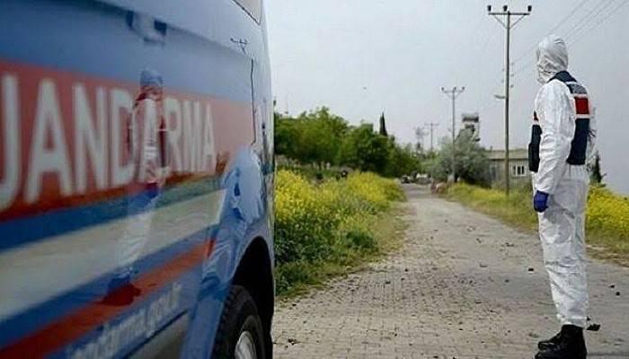 Yenice'de 14 Gün Karantinaya Alınan Köyde Süre 7 Gün Uzatıldı