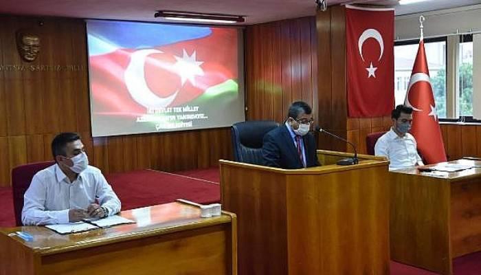 Çan Belediye Başkanı Öz'den Azerbaycan'a Destek Mesajı