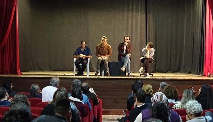 Bozcaada'da 1. Tenedos Tiyatro Festivali Sona Erdi