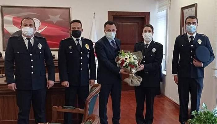Polis Teşkilatını Kabul Etti