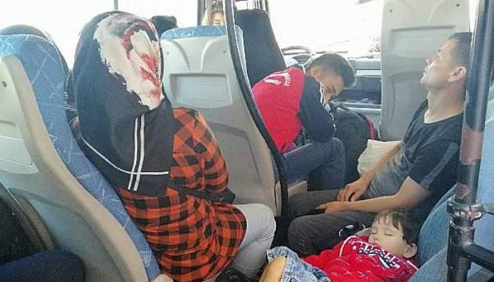 Ayvacık'ta 144 Kaçak Göçmen Yakalandı