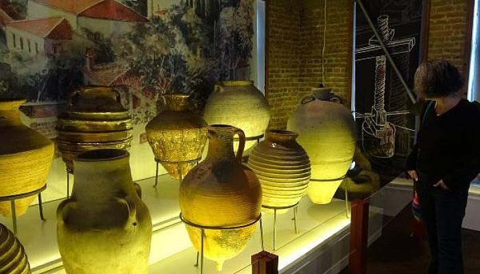 Zeytinyağının Yüzlerce Yıllık Hikayesi Müzede