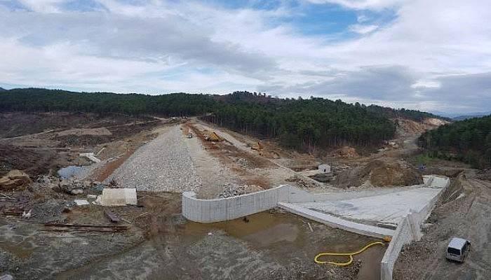 Yassıbağ Barajı İle 5 Bin 180 Dönüm Arazi Suya Kavuşacak