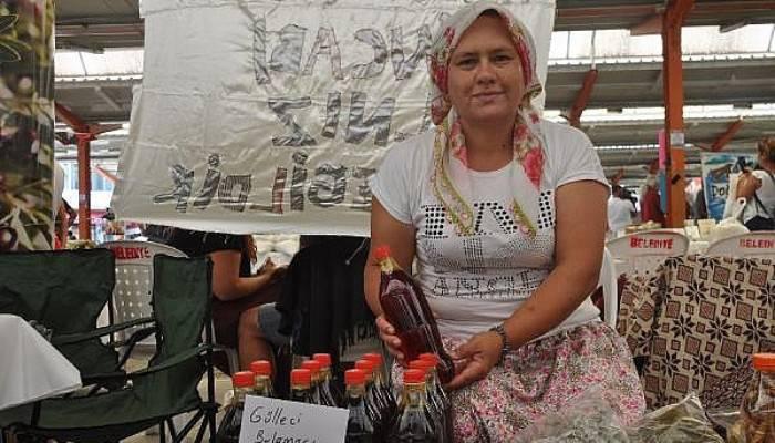 Meyve ve Sebzelerini Yaptığı Karışımla Hastalıklardan Koruyor