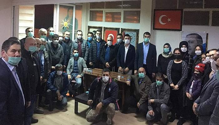 MHP'den AK Parti'ye İade-i Ziyaret