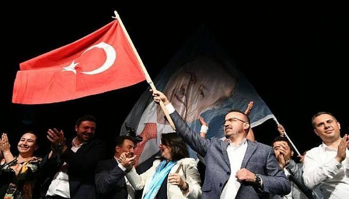 AK Partili Turan: Mücadelemiz, 15 Temmuz Ruhu'yla Devam Edecek