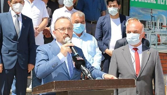 AK Parti'li Turan'dan ABD Dışişleri Bakanlığı Sözcüsünün Sözlerine Tepti