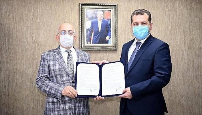 ÇOMÜ İle Balıkesir Büyükşehir Belediyesi Arasında İş Birliği Protokolü İmzalandı