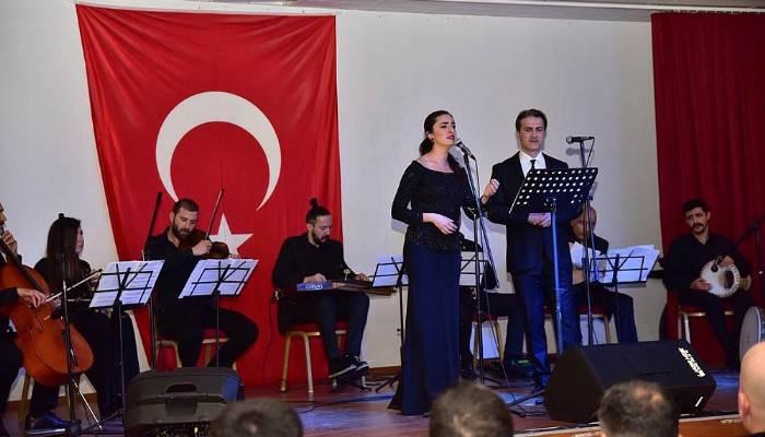 Bayramiç'te Türk Sanat Müziği Konseri