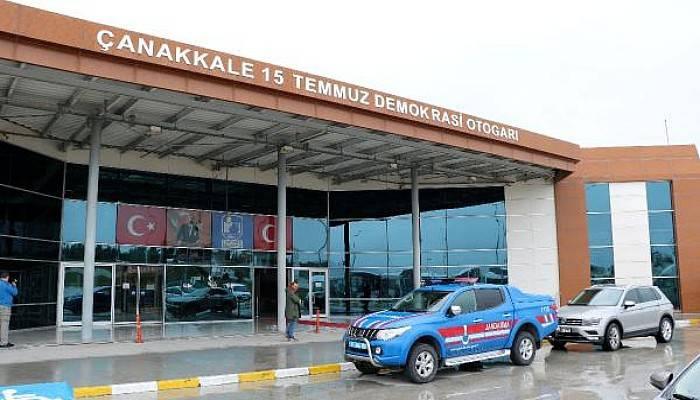 Çanakkale'ye Otobüs ve Minibüs Girişleri Yasaklandı