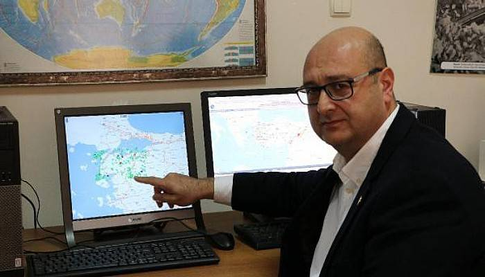 Doç. Dr. Bekler: Uzun Süredir Deprem Üretmeyen Bölgeler Bizi Endişelendiriyor