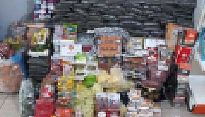 Çanakkale'de Çok Sayıda Bandrolsüz Ürün Ele Geçirildi