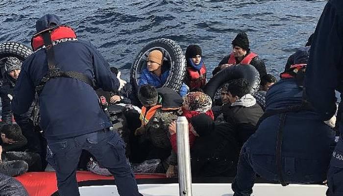 Çanakkale'de 328 Kaçak Göçmen Yakalandı