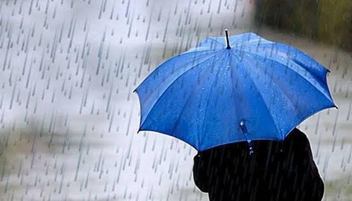 Çanakkale'de Kuvvetli Yağış Uyarısı