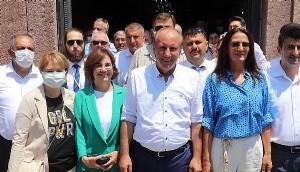 Muharrem İnce'den Kılıçdaroğlu'na: Milletin Gözü ÖnündeTartışalım