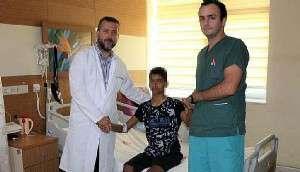 Sırt Kamburluğu Ameliyatı ile 10 Santim Uzadı