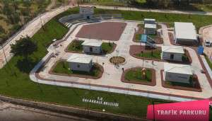 """""""Çanakkale Trafik Eğitim Parkı Şehrimize Hayırlı Olsun"""""""