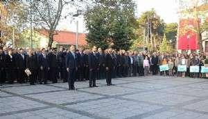 Bayramiç'teki '10 KasımTöreni'Soruşturmasında2 Öğretmen Açığa Alındı