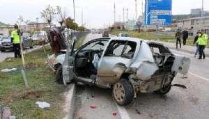 Çanakkale'de Zincirleme Kaza: 3 Yaralı