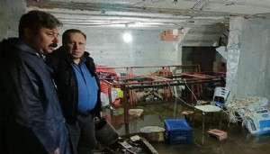 Su Baskınlarının Zararını Belediye Karşılayacak