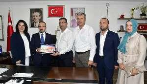 AK Parti'li Turan: Biga'nın Hak Ettiği Yere Gelmesi İçin Hep Birlikte Çalışacağız