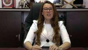 Yeşim Karadağ AK Parti'den İstifa Etti