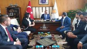 """AK Parti'li Turan, """"Çanakkale'mizin Tüm Sorunlarını Titizlikle Çözüme Kavuşturuyoruz"""""""