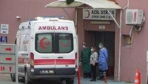 Hastaneden Kaçan Koronavirüs Hastası Minibüste Yakalandı
